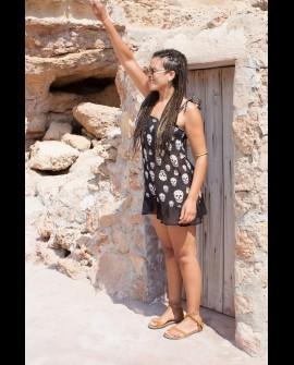 Tanit Goddess dress